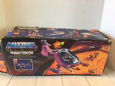 Vintage MOTU He-Man Masters Of The Universe Fright Fighter Vehicle W/ Box