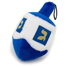 Multipet  Driedel Hanukkah Toy with VoiceBox sings Dreidel Song Free Shipping