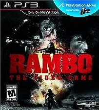 Rambo: The Video Game (Sony PlayStation 3, 2014)