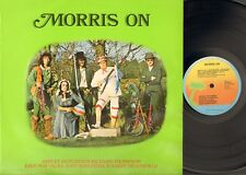 MORRIS ON Morris On RICHARD THOMPSON 1972 LP Related Fairport Convention