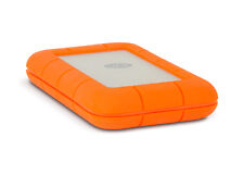 LaCie 2TB Rugged V2 Thunderbolt - USB 3.0 Portable Hard Drive Model # 9000489