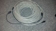 Super Long 75 foot 4-Pin to 4-Pin Firewire Cable IEEE 1394 Gray