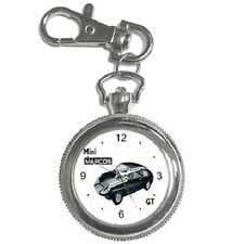 MINI MARCOS GT 1965 REPRO POSTER  KEYCHAIN WATCH **SUPER ITEM**