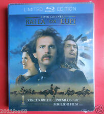 bluray limited edition steelbook balla coi lupi dances with wolves kevin costner