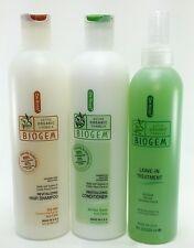 Dr Ross' biogem OILY hair shampoo conditioner treatment set