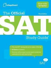 The Official SAT by College Board Study Guide.