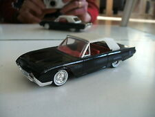 Solido Ford Thunderbird 1961 In Black on 1:43