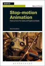 Stop-motion Animation: Frame by Frame Film-making with Puppets and Models (Basic