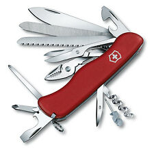 Victorinox Swiss Army Knife 53761 Lockblade Workchamp 111mm NEW