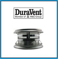 "DURAVENT 6"" DuraTech Vent Pipe Stainless Steel Chimney Cap  #6DT-VC NEW!"