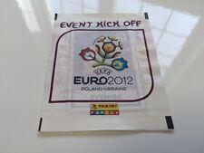 """PANINI EURO 2012 """"Event Kick Off"""" PROMO-BUSTINA SIGILLATA-SEALED pack * Nuovo di zecca"""
