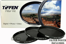 TIFFEN 72MM Filter Kit ND NEUTRAL DENSITY 0.6 +0.9 +1.2 ND4 ND8 ND16 Made in USA