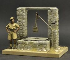DioDump DD059 North African well 1:35 scale diorama vignette accessory