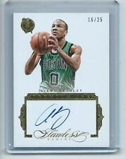 2015-16 Flawless Bkb #PI-AB Avery Bradley Boston Celtics AUTOGRAPH GOLD #16/25!!