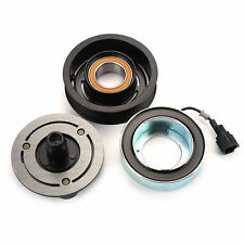 A/C Compressor Clutch Kit Pulley Bearing Coil Plate Fits Nissan Versa Juke Note
