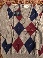 Nwt Pringle Of Scotland  Zenit  Wool Sweater  S