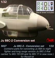 CMK Junkers Ju 88c-2 Conversion Set REVELL Night Fighter modello 1:32 - KIT KIT