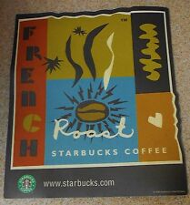 Starbucks Coffee 1999 Mouse Pad French Roast