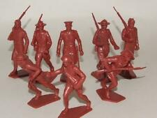 MARX WWI plastic toy soldiers