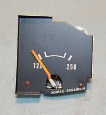 73 74 75 Duster Dart dash temp tempature gauge NICE