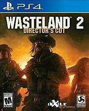 WASTELAND 2:DIRECTORS CUT PS4 ACTION NEW VIDEO GAME