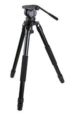 Professional A-K368 Aluminum Alloy Tripod for Heavy Duty Cameras and Camcorders