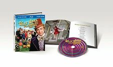 Willy Wonka and Chocolate Factory- Blu-ray Digibook Limited Edition Book NEW OOP