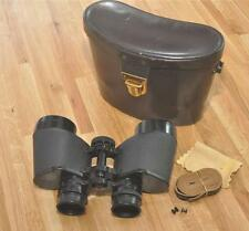 Rare Vintage German Carl Zeiss West Oberkochen 8x50B Binocular & Case 1960's