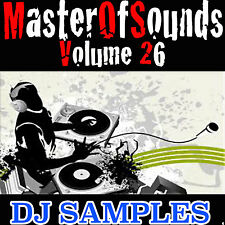 DJ SAMPLES-- Wav Samples & Loops Universal Ableton Logic FL Studio FAST DOWNLOAD