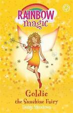 Rainbow Magic: The Weather Fairies: 11: Goldie The Sunshine Fairy ' Daisy Meadow