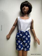 """Tank top and Boxer shorts 4 Matt O'Neill-Edward Cullen-Rufus-17"""" Tonner Dolls"""