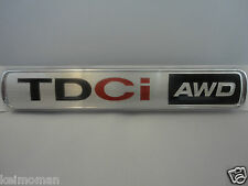 Genuine Ford Kuga TDCI AWD Badge Fits Kuga 05/11/12 Onwards