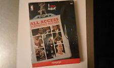 DVD-I LOVE NBA 2 n 15-ALL ACCESS-Il backstage-LA GAZZETTA DELLO SPORT-SIGILLATO