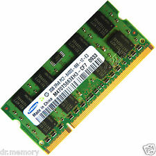 2GB (1x2GB) DDR2-800 PC2-6400 Laptop (SODIMM) de memoria RAM 200-pin