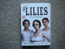 LILIES - COMPLETE FIRST SERIES - 3 DISC BOX SET - PERIOD DRAMA SERIES 1