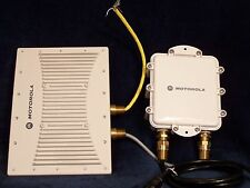 Motorola AP-5181 Outdoor Access Point & 48VDC Power Supply (AP-PSBIAS-5181-C-R)