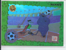 1994 Upper Deck MLS  World Cup Final Qualifiers MEXICO  hologram