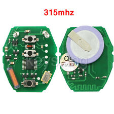 EWS Remote 3 Button CIRCUIT PCB Board 315MHZ for BMW E46 KEYLESS KEY