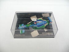 Minichamps 1:43 Benetton Ford B194 Hockenheim 31st July 1994 Verstappen 940906