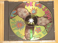 Picture-CD - De La Soul ‎– 3 Feet High And Rising - Limited Edition BCM 58195