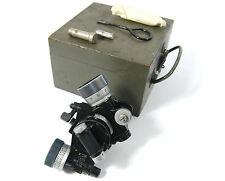 MILITARY ARTILLERY DEVICE KOR 1958 COLD WAR (SIGHT OPTIC PERISCOPE FIELD GLASS)