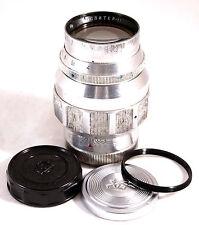 JUPITER-11 135mm f4 M39 L39 LTM M42 SLR lens Zeiss Sonnar Nikon Canon TESTED!