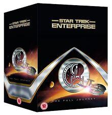 Star Trek Enterprise Full Journey Complete Seasons Series 1 2 3 4 DVD Box Set