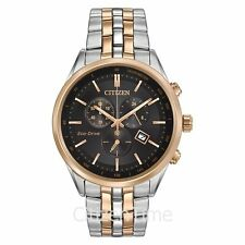 -NEW- Citizen Sapphire Collection Eco-Drive Watch AT2146-59E