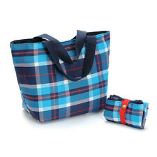 New Portable Cooler Lunch Box Foldable Carry Tote Storage Bag Travel Picnic