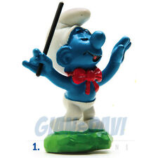 PUFFO PUFFI SMURF SMURFS SCHTROUMPF 2.0061 20061 Band Leader Direttore 1A