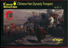 Caesar Miniatures 1/72 CHINESE HAN DYNASTY TROOPERS Figure Set