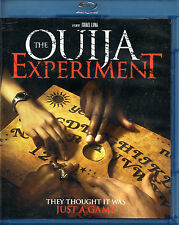 THE OUIJA EXPERIMENT - Blu Ray Disc -