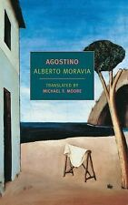 Agostino (New York Review Books Classics)-ExLibrary