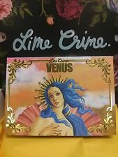 LIME CRIME Venus THE GRUNGE PALETTE - Limited Edition - WORLDWIDE SHIP Authentic